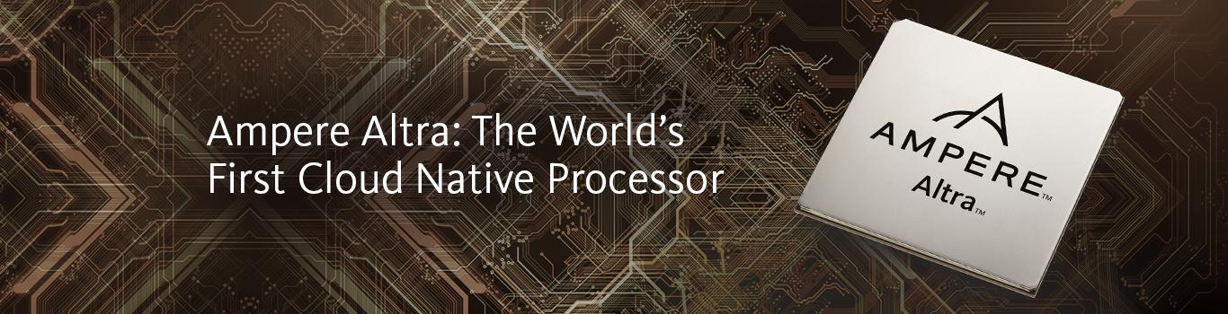 秒杀老东家!Ampere 80核服务器处理器的速度是英特尔的两倍